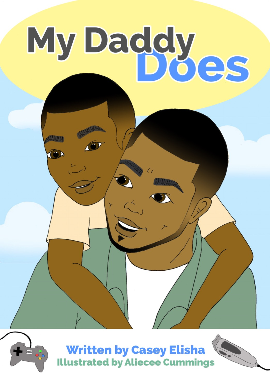 New Book: My Daddy Does